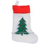 Носок для подарков   «Елка»