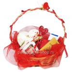 Подарочная корзина «Для Любимой»