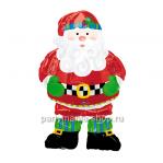 «Санта Клаус» ходячая фигура