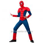 Костюм Человека-Паука с мышцами